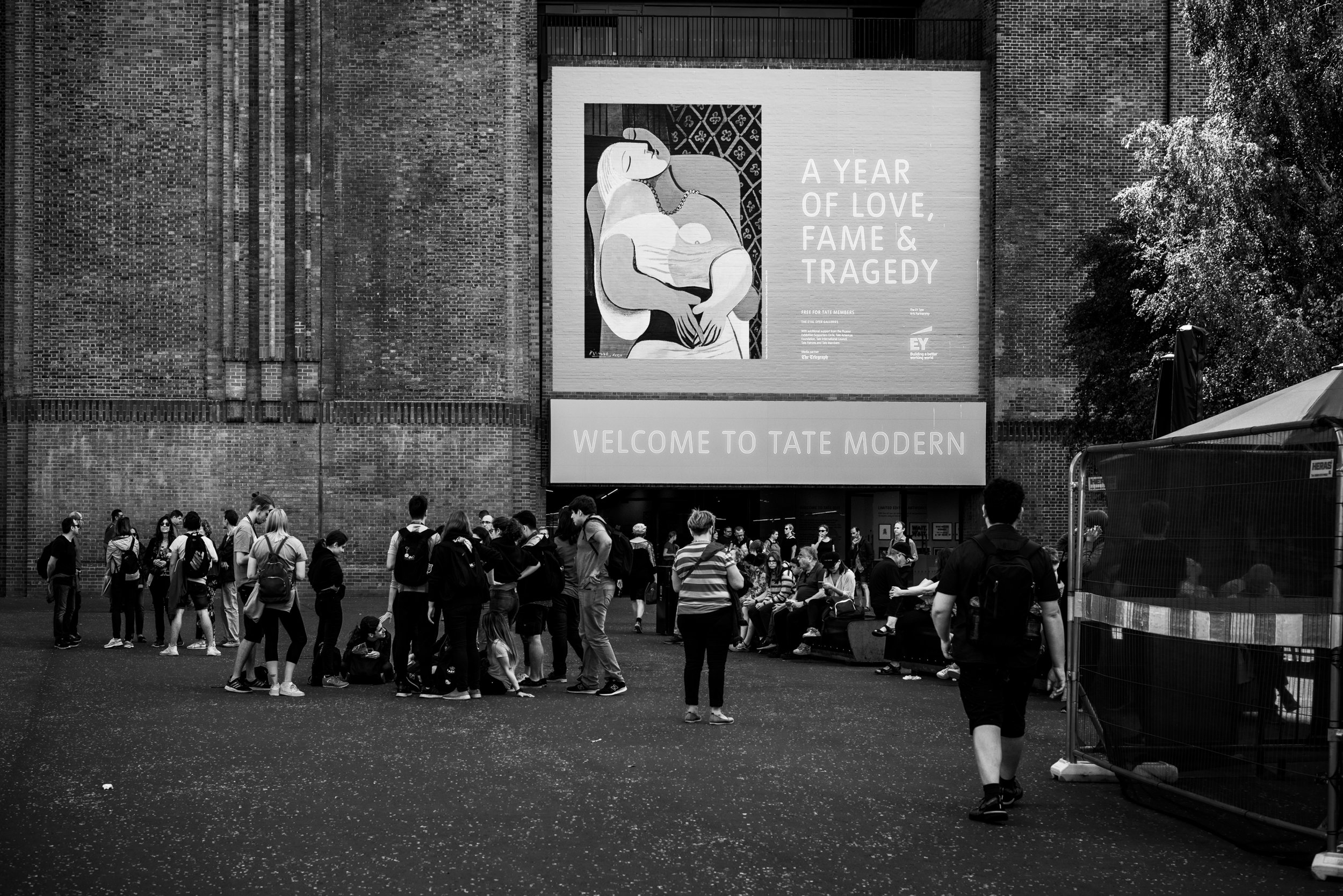 Tate Modern Picasso 1932