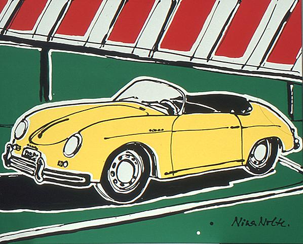 Copy of Porsche Speedster 356A