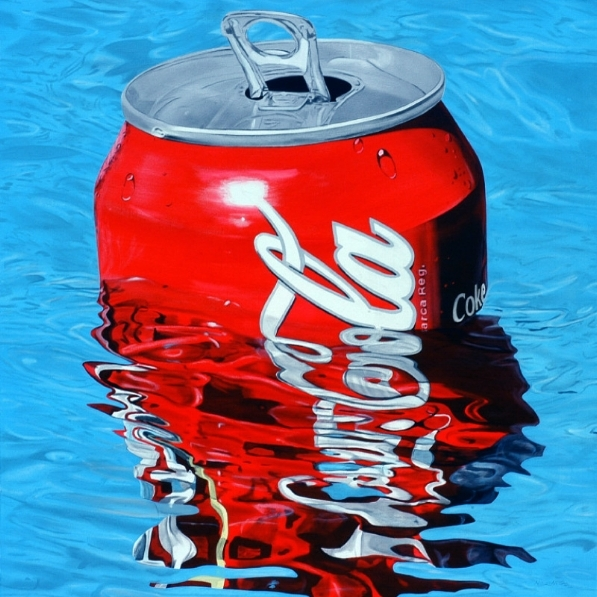 Coke Can In My Pool