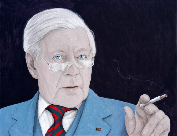 Copy of Helmut Schmidt