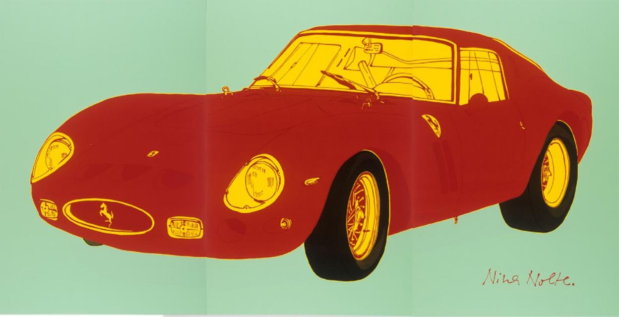 Copy of Ferrari 250 GTO