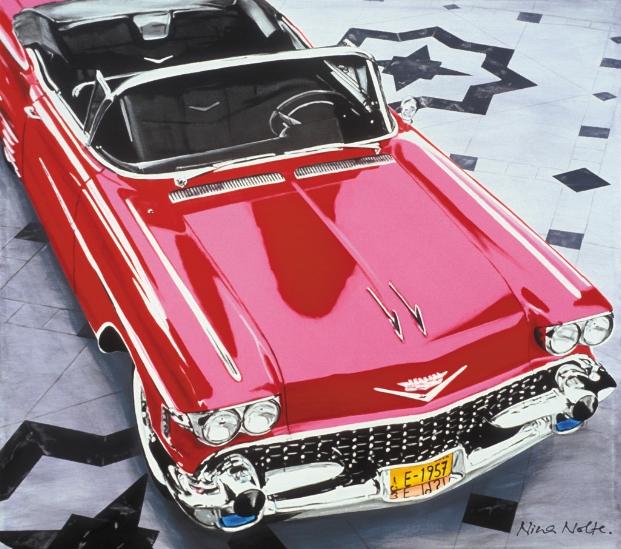 Copy of Cadillac Convertible