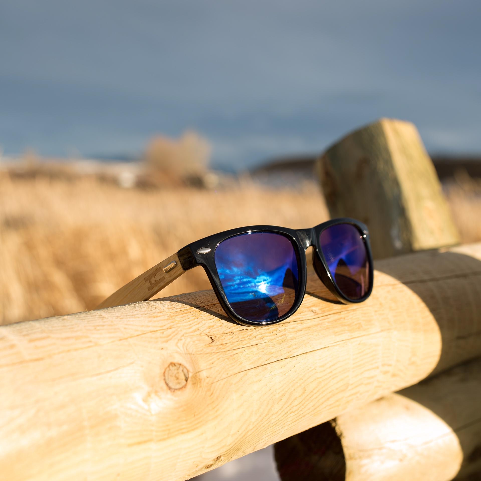 Colorado Blue Sky sunglasses. PC: Colorado Glasses.