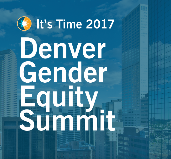 Learn more about Denver's Gender Equity Summit and its follow up report.