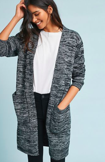 Casual, comfortable, and oh so chic.