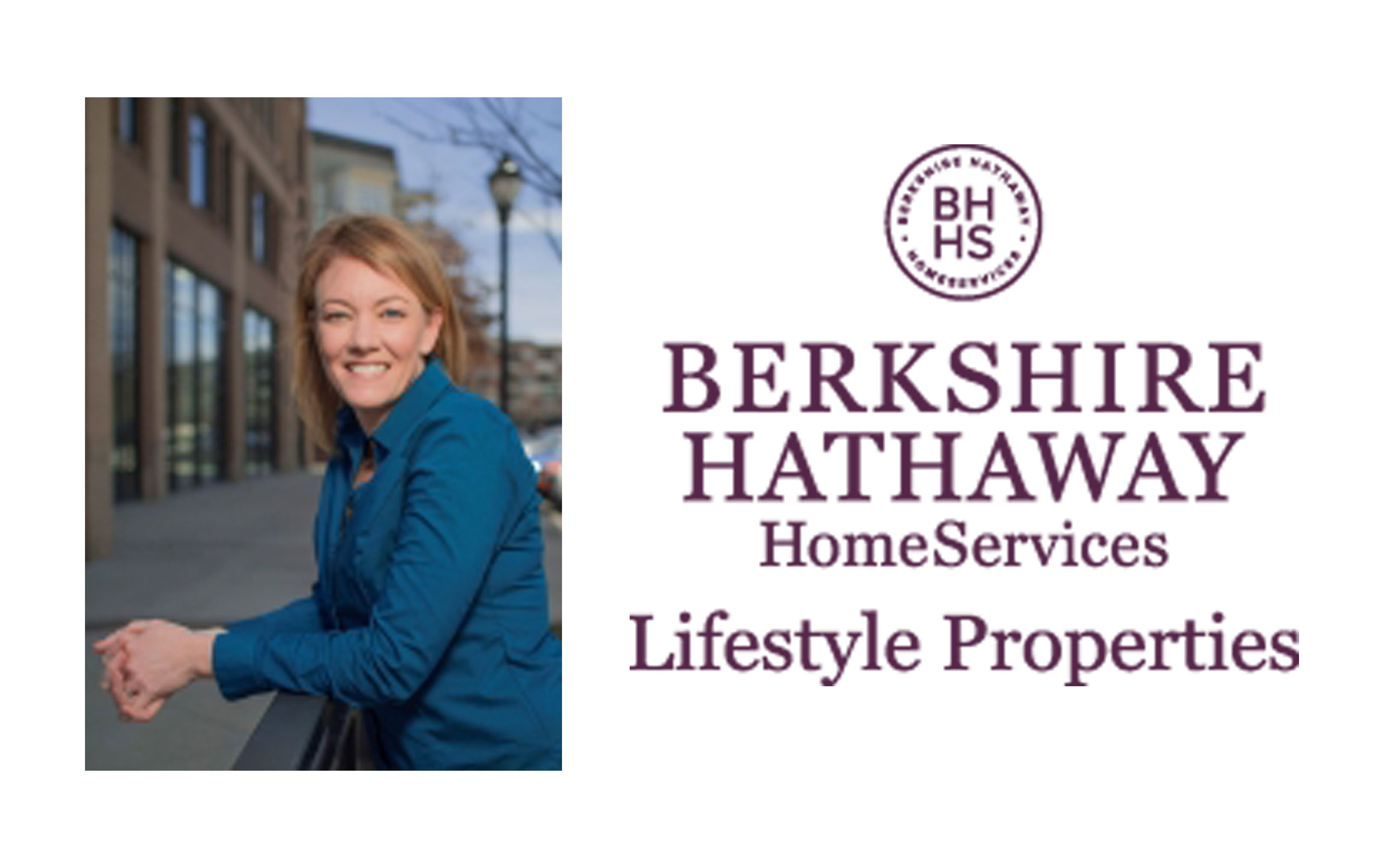 April Sutton, Berkshire Hathaway