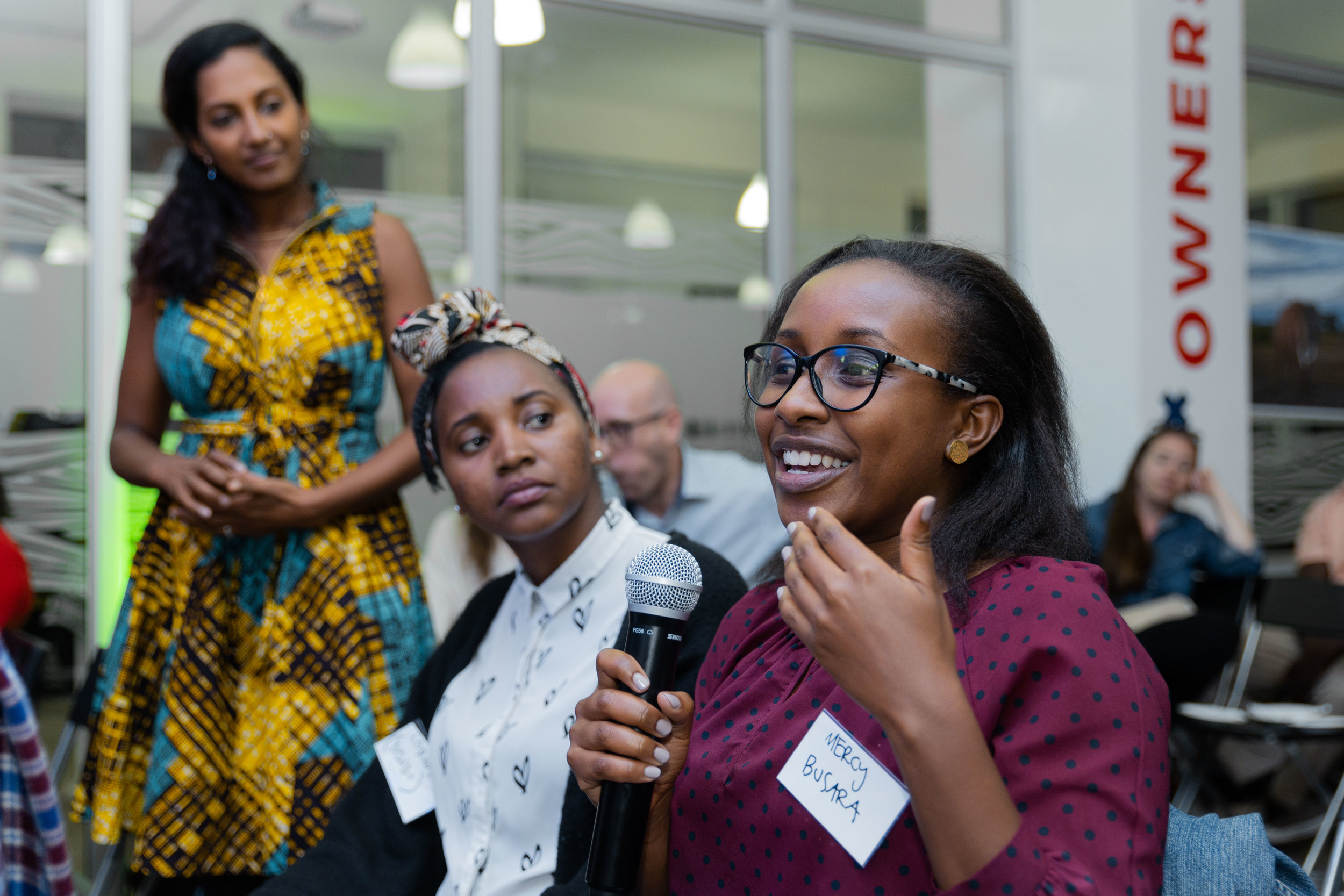 Metis hosts quarterly events for Nairobi's education ecosystem. - Sign up to stay in the loop!