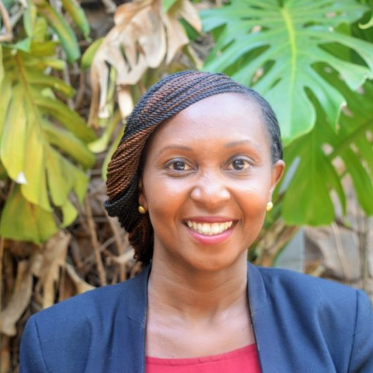 Diana Mwai Kenya Program Director, Educate! -