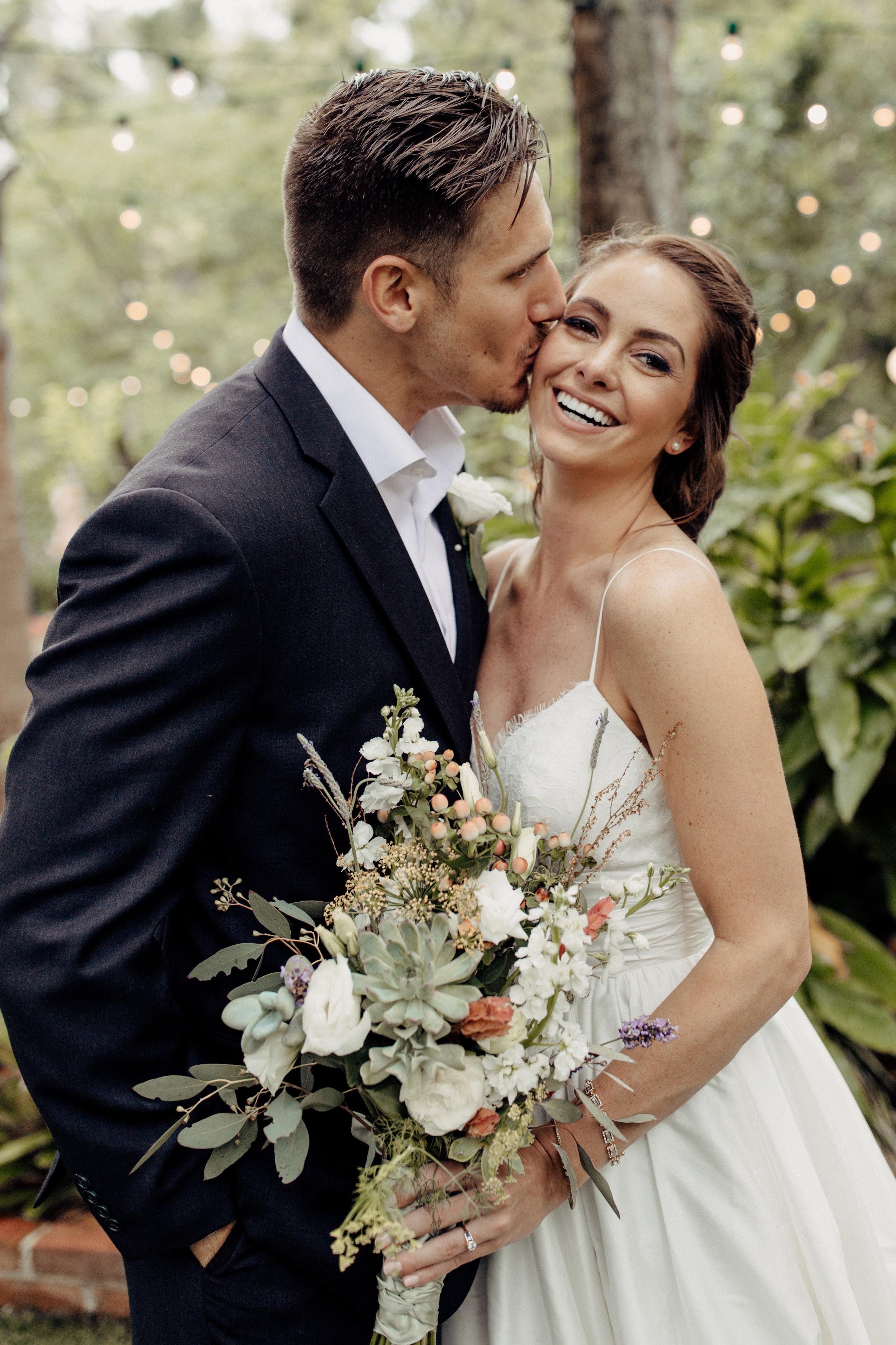 Katey + Sammy's Wedding  Sweetwater Branch Inn  Gainesville, Florida