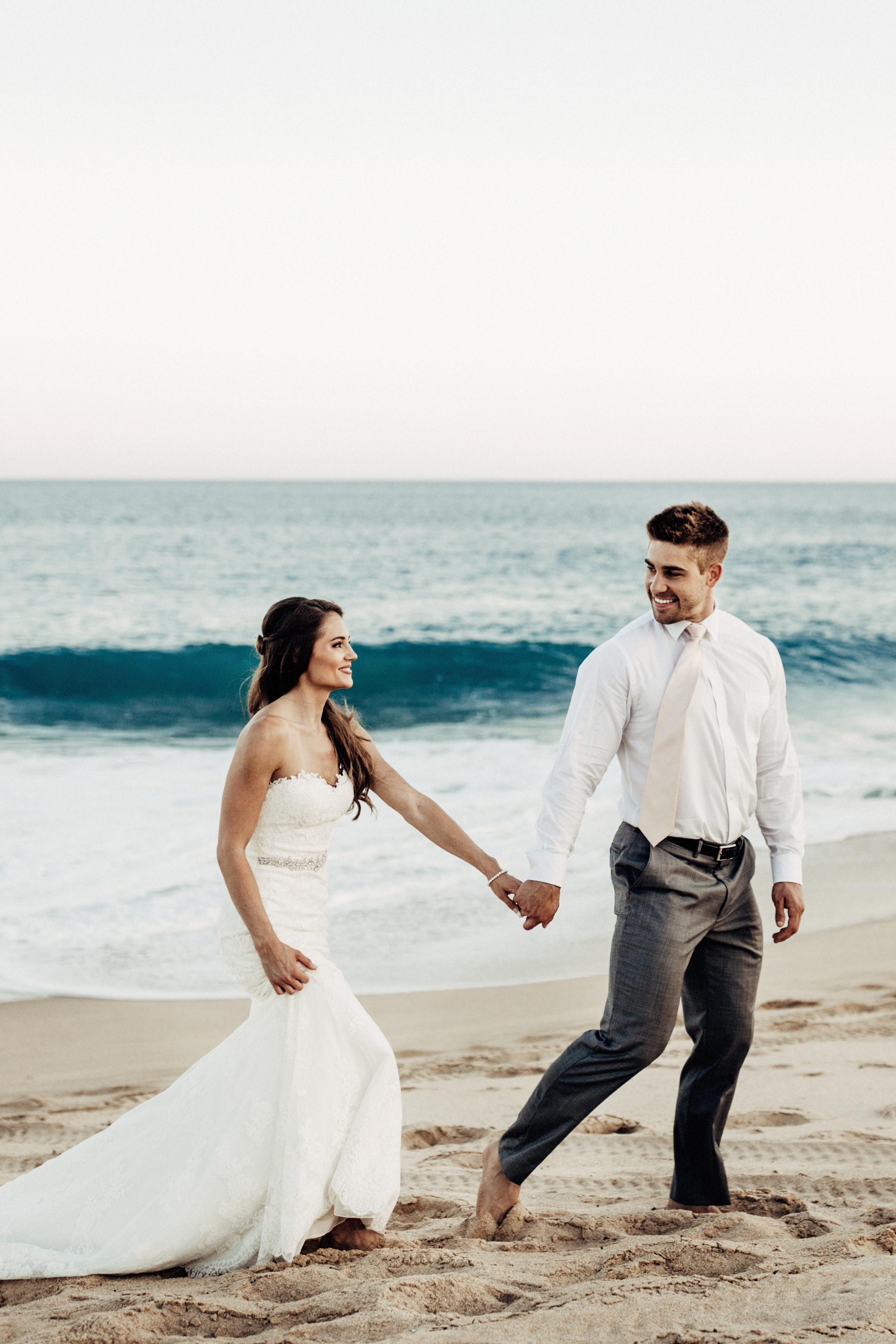 Pueblo Bonito Sunset Beach Wedding | Cabo San Lucas, Mexico | Taylor + Steve