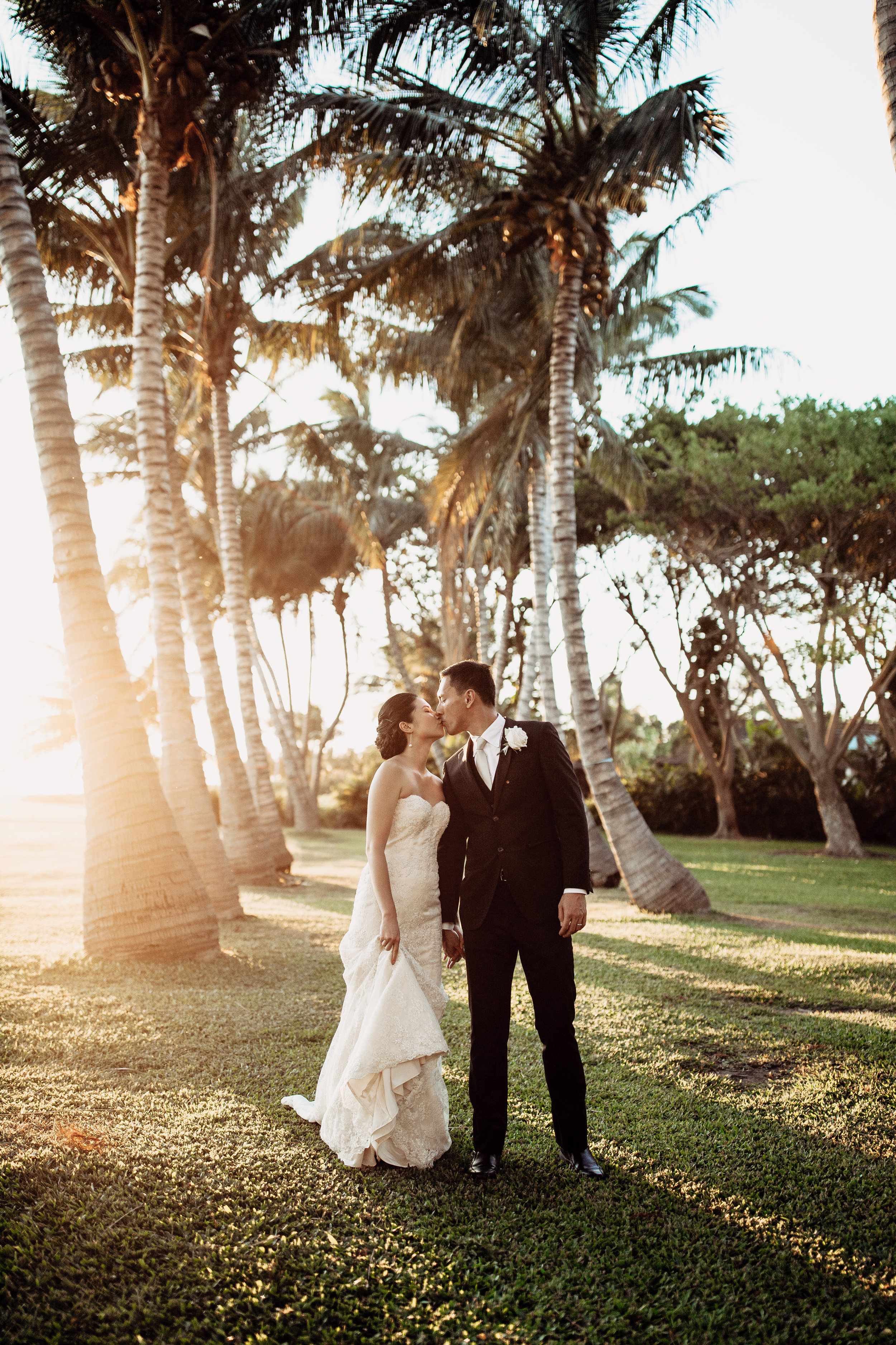 Olowalu Plantation House Wedding | Maui, Hawaii | Maya & Gen