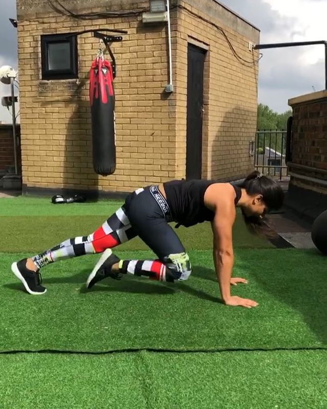 WHO'S READY FOR THE NEXT @LONDONROOFTOPGYM BOOTCAMP?! Get yourselves booked in for THIS Sunday (4th August) and Saturday (10th August) @ 10:30am with @gchopra_thefitlife ! - ❗️All exercises are structured to suit ALL levels of ability (complete newbies/beginners to exercise too!). 🌟Just £15 per person🌟 DM @gchopra_thefitlife TO GET YOU, YOUR FRIENDS, YOUR MUM, DAD, SISTERS, AUNTIES/THE WHOLE GANG BOOKED IN!☺️❤️ - ••••••••••••••••••••••••••••••••••••••••••• #londonrooftopgym #mondaymotivation #londonbootcamp #rooftopworkout #functionalfitness #workoutmotivation