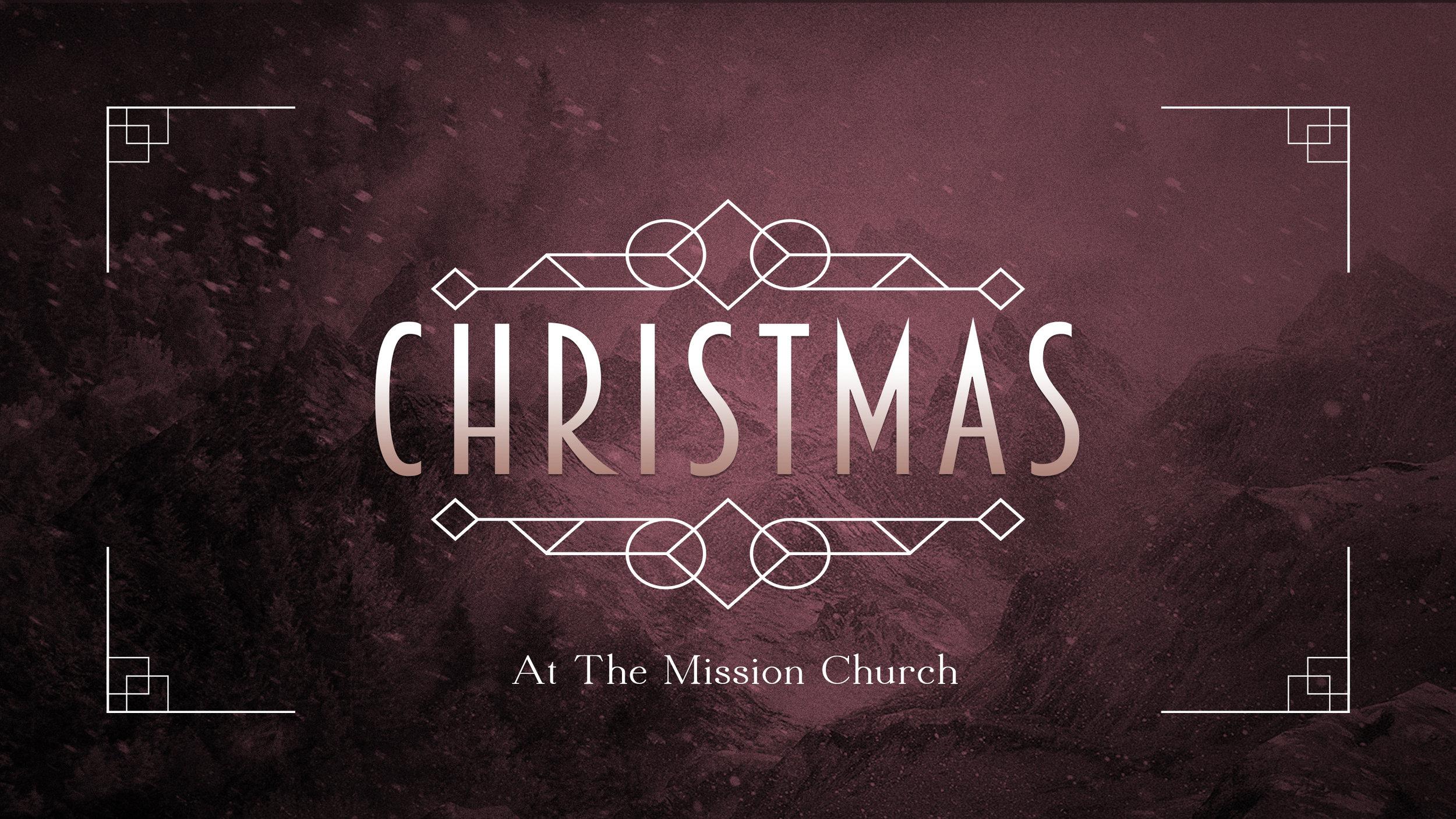 Christmas at The Mission Church in South Jordan Utah