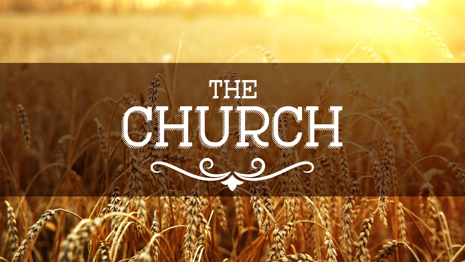 The Church Sermon Series at The Mission Church in South Jordan utah
