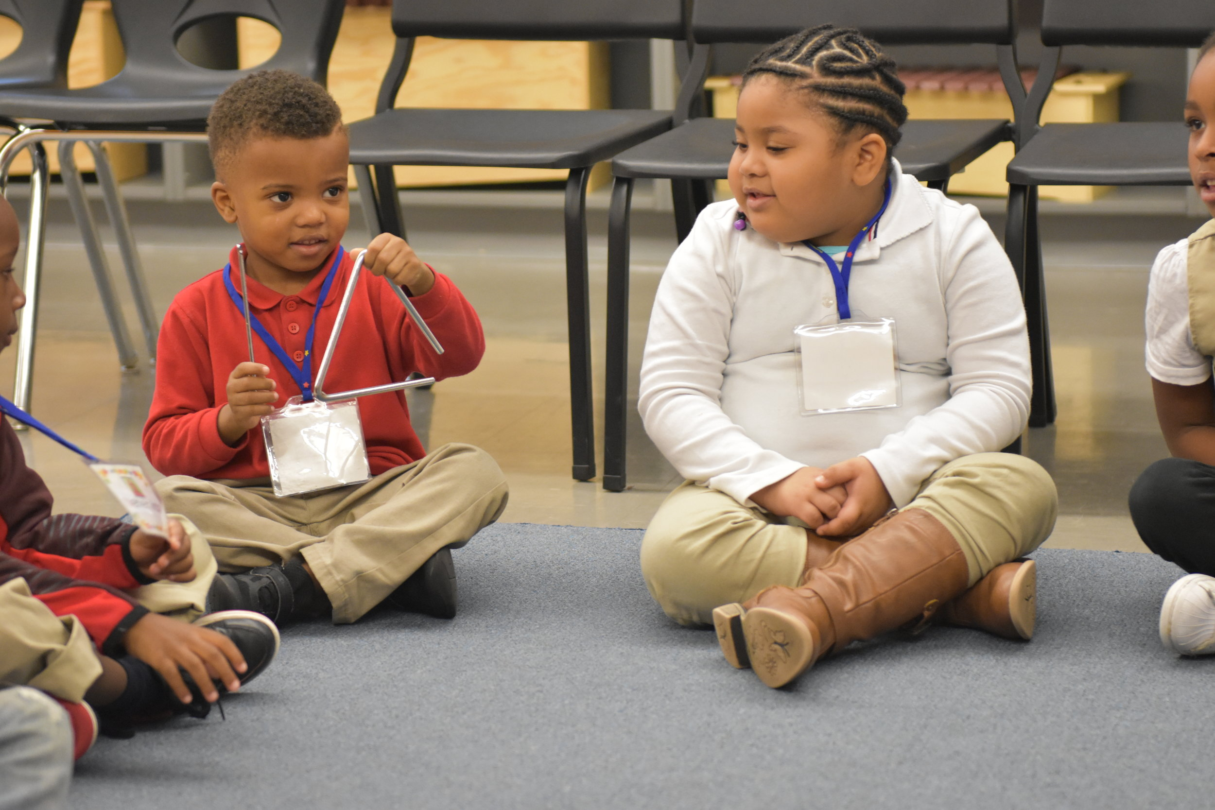 Cornerstones lessons required in nearly every course Kindergarten - 12. - An overarching vision of teaching and learning can be replicated and customized to every content area. Students experience Cornerstones at every grade, and in every school.