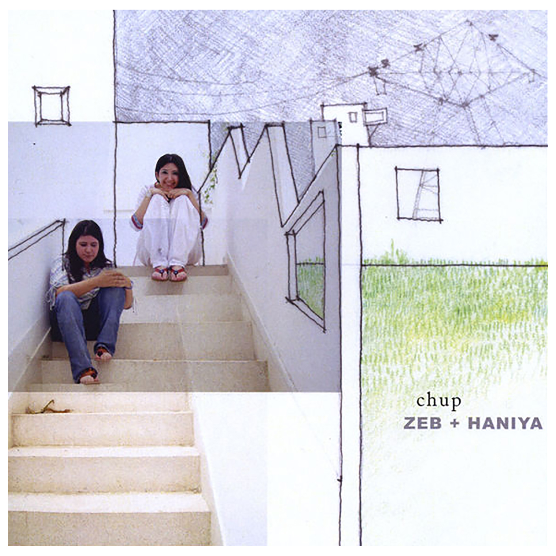 chup - Zeb & HaniyaAlbumGet it on itunes