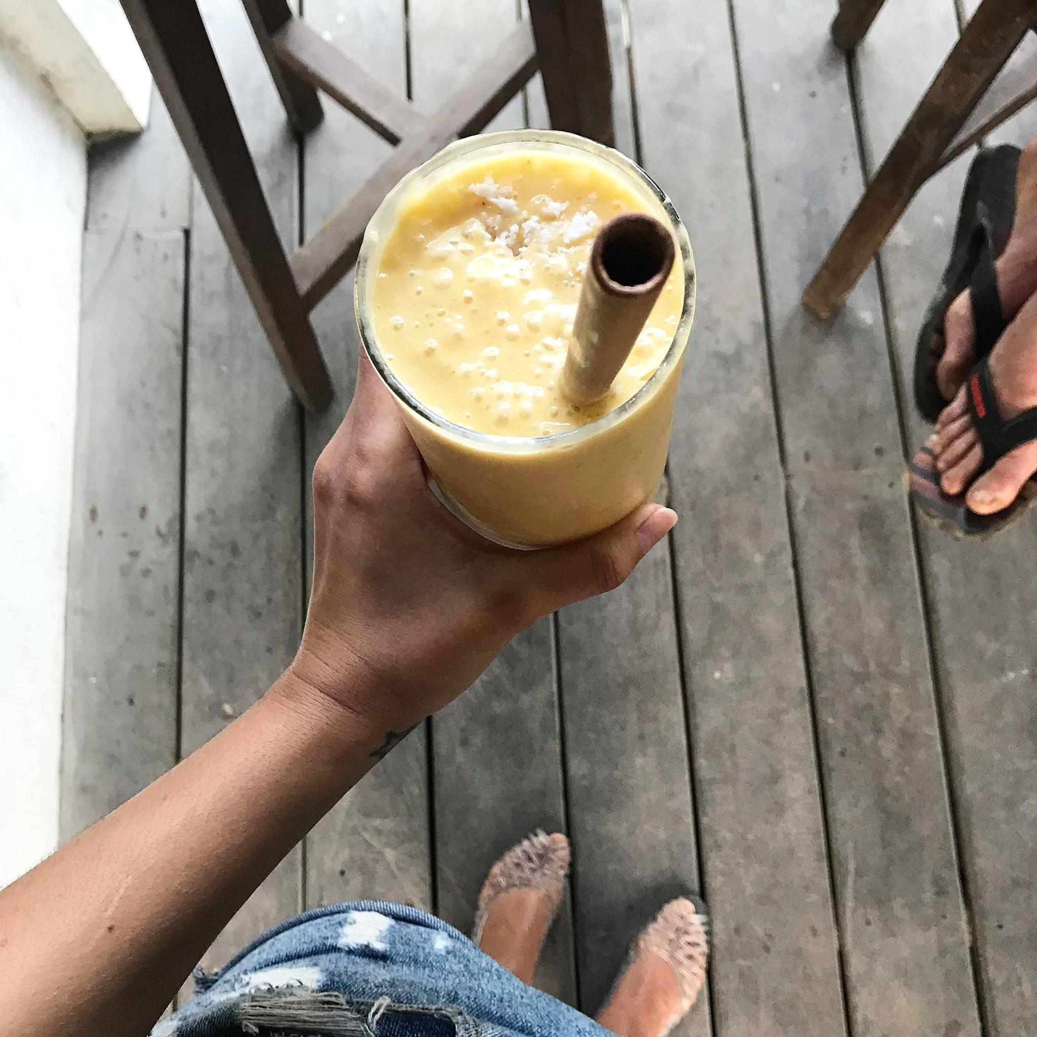 Foot & smoothie.jpg