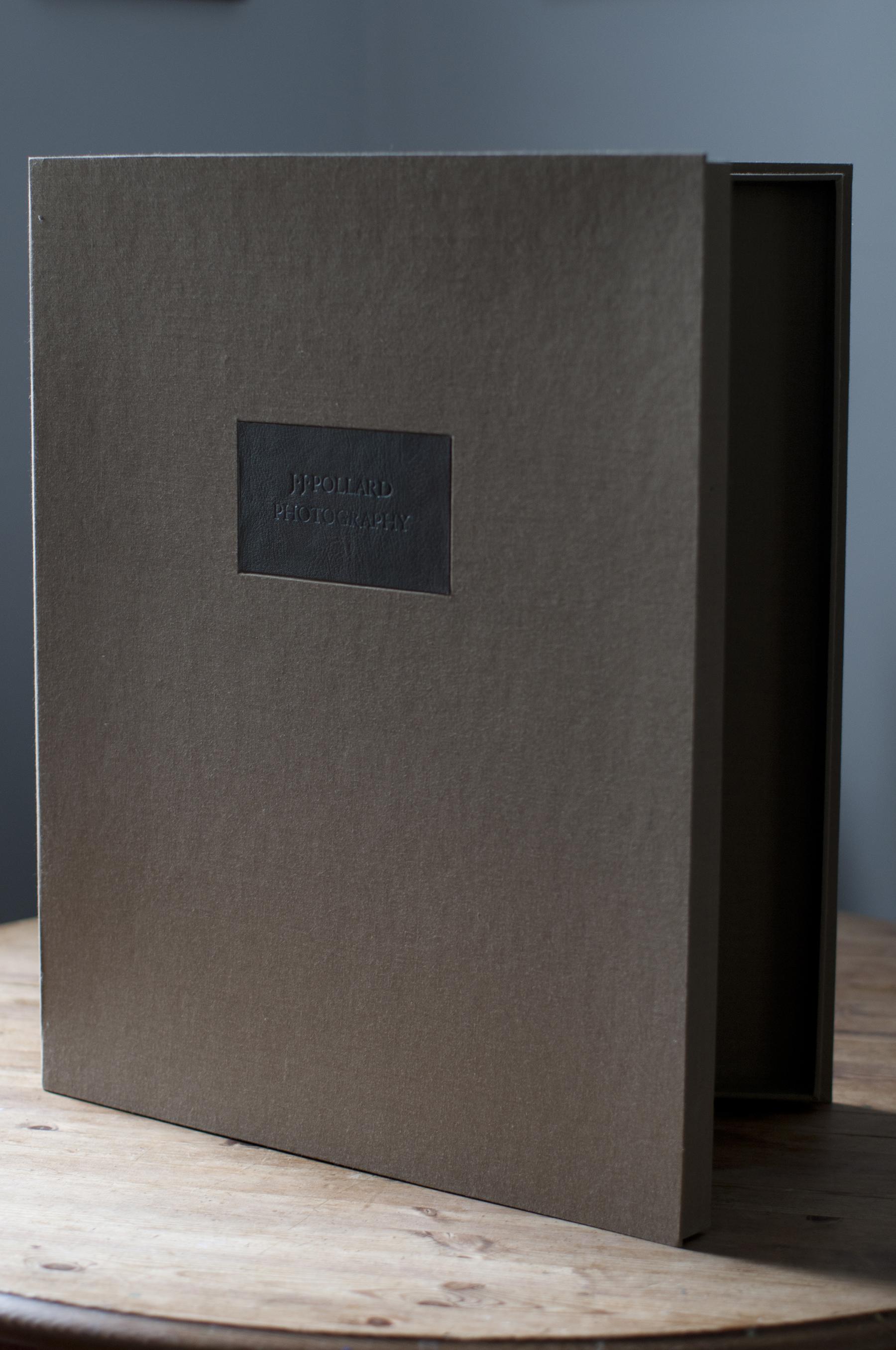 Custom Portfolio Box