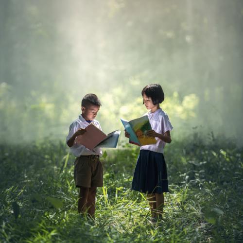 CHILDREN'S LITERATURE: BIG topics for LITTLE people