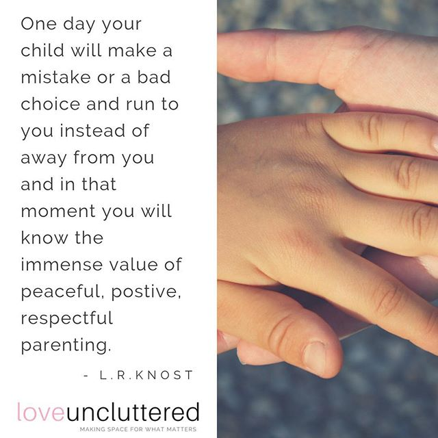 The way we parent matters.⠀ ⠀ ⠀ #relationshipmatters #lrknost #peacefulparenting #consciousparenting #attachmentparenting #gentleparenting #respectfulparenting #simplicityparenting #compassionateparenting #parentingfromtheheart #parentingblogger #simplicityparentingcoach  #loveuncluttered