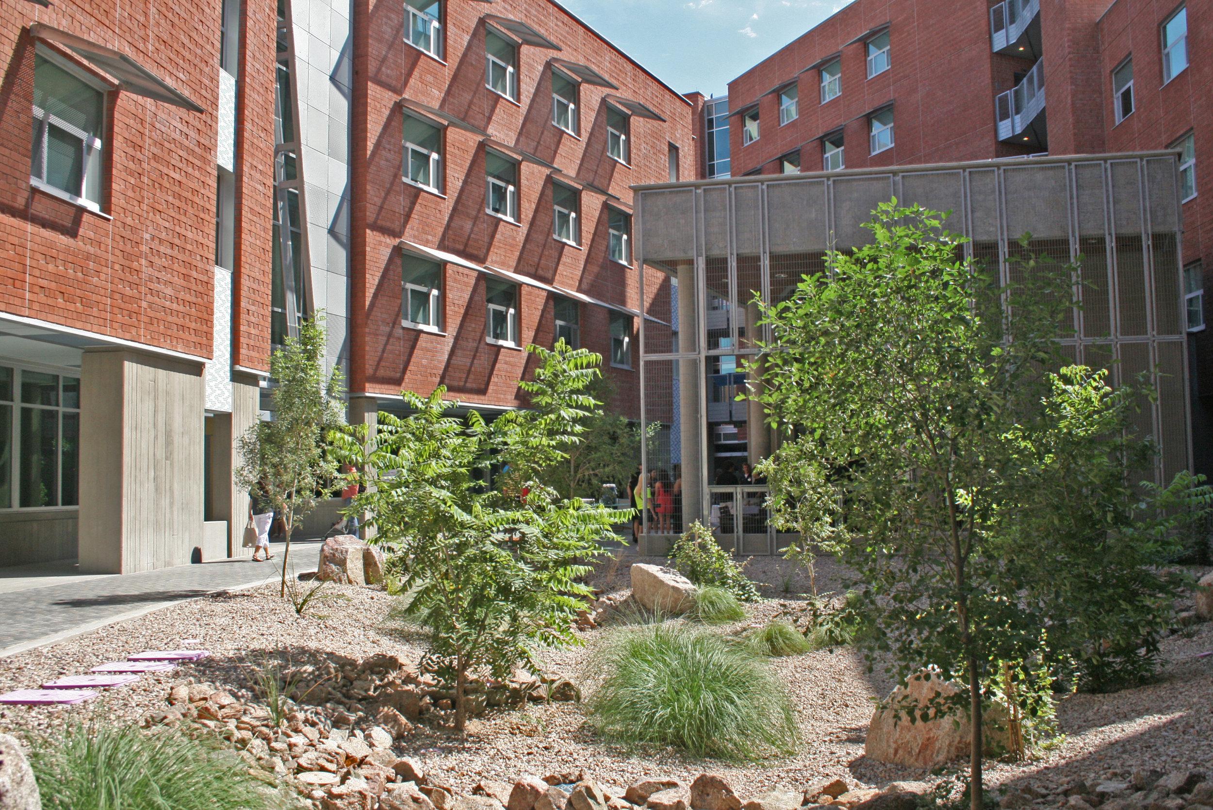 University of Arizona 6th Street Residence Halls