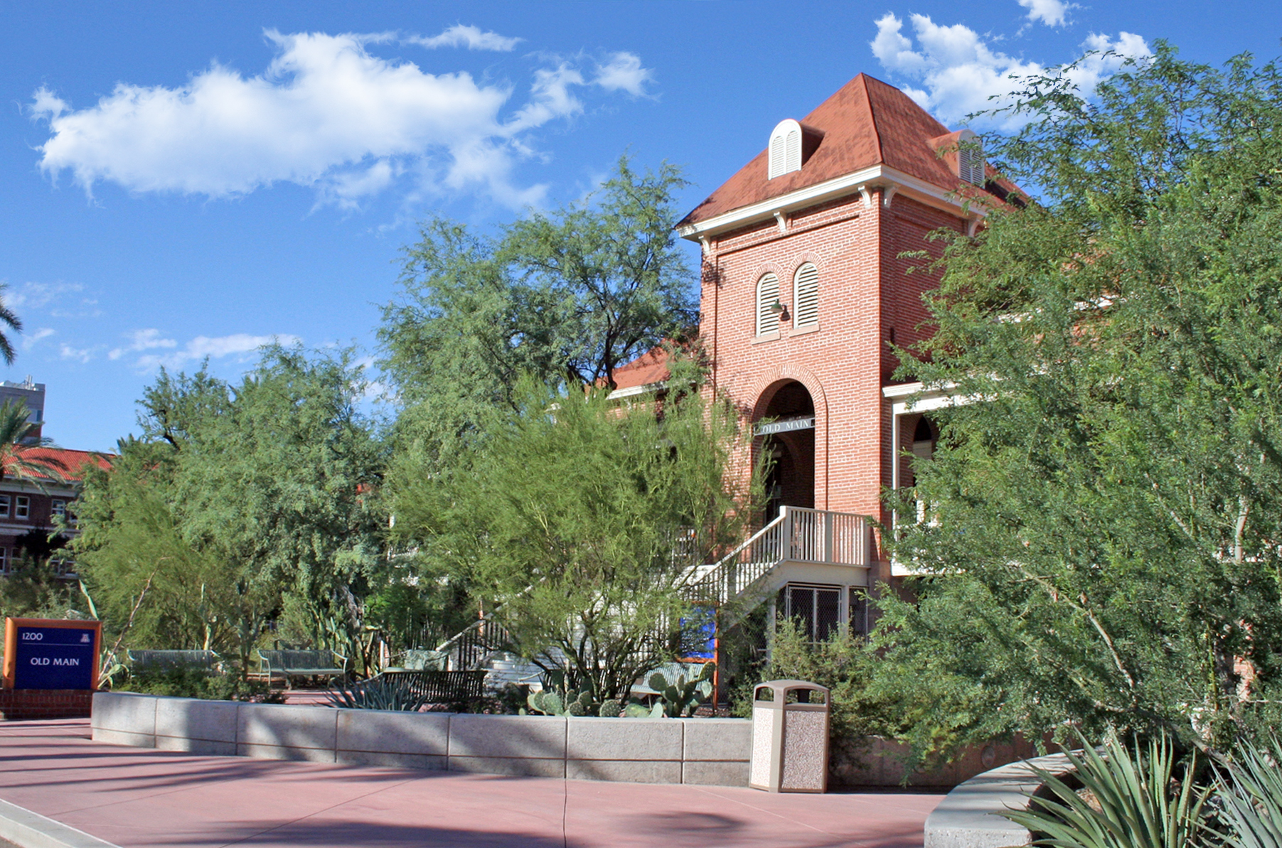 University of Arizona - Old Main