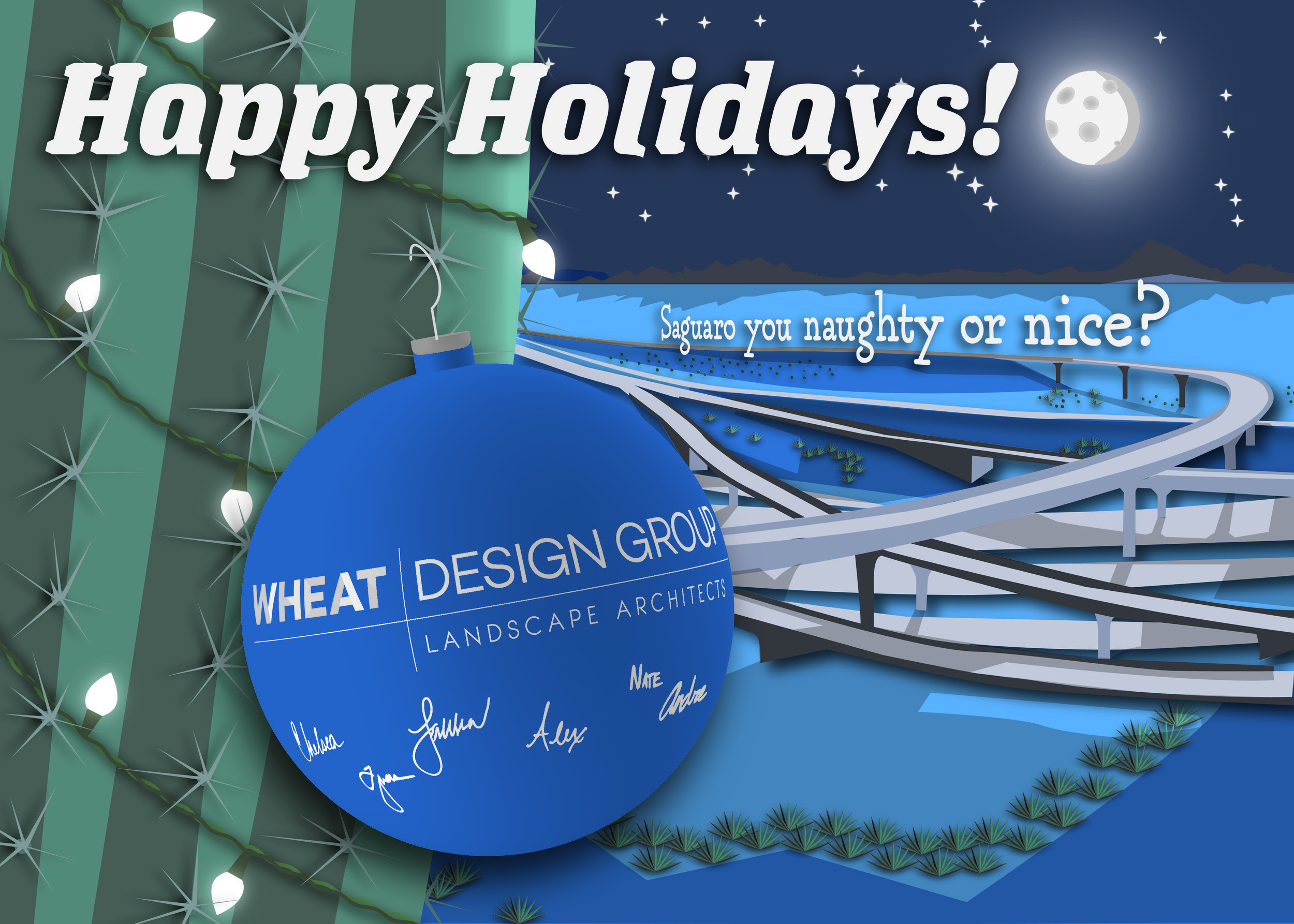 WDG Holiday Card 2018