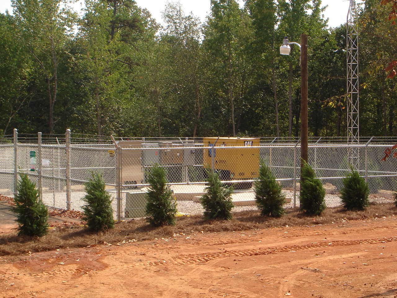 Paddocks Pump Station - Installed new service panels, pump controls, and generator.