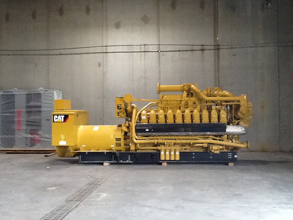 ReVenture Park - Installed (2) 1900kw grid tie generators.