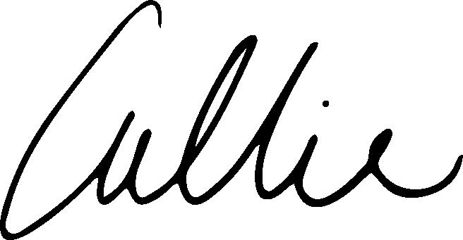 Callie Cullum | Creative Director and Web Designer