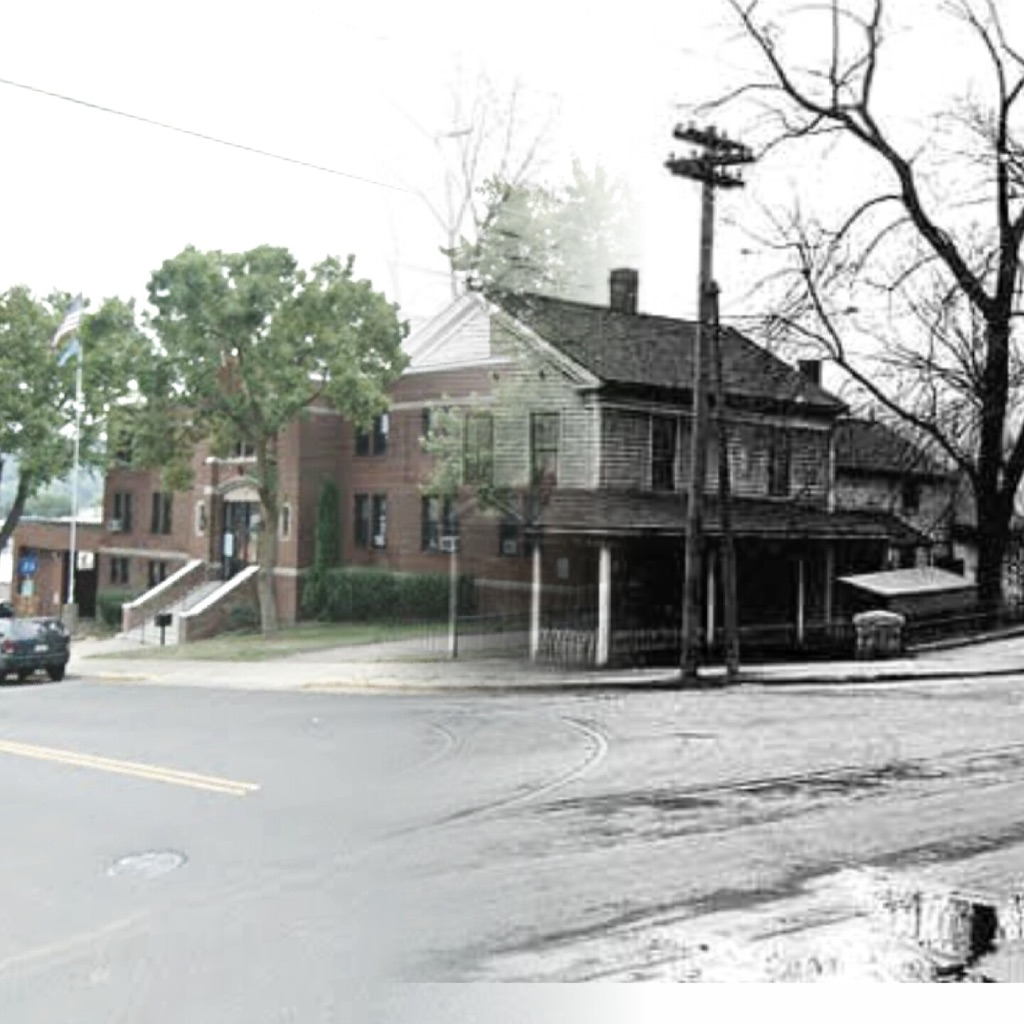 The photo credit is to Dick Marlow. The old photo is from the John Runk Collection, courtesy of the Stillwater Public Library. This gives everyone a feel for change that took place in Stillwater and is still taking place.