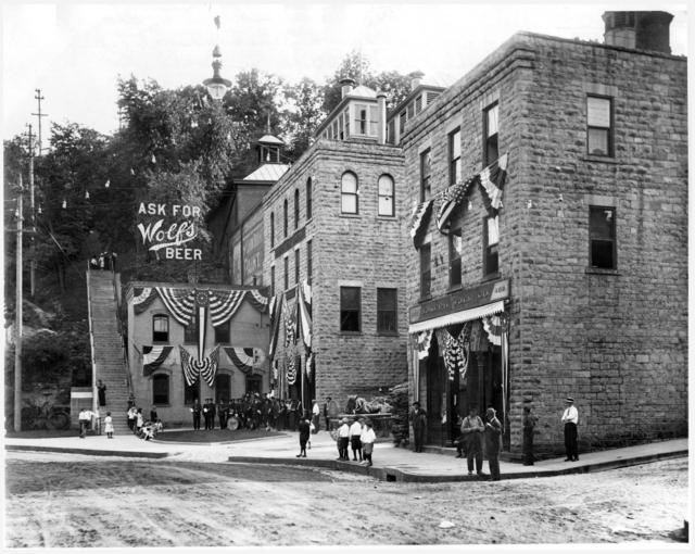 Joseph Wolf Brewing Co. 1914