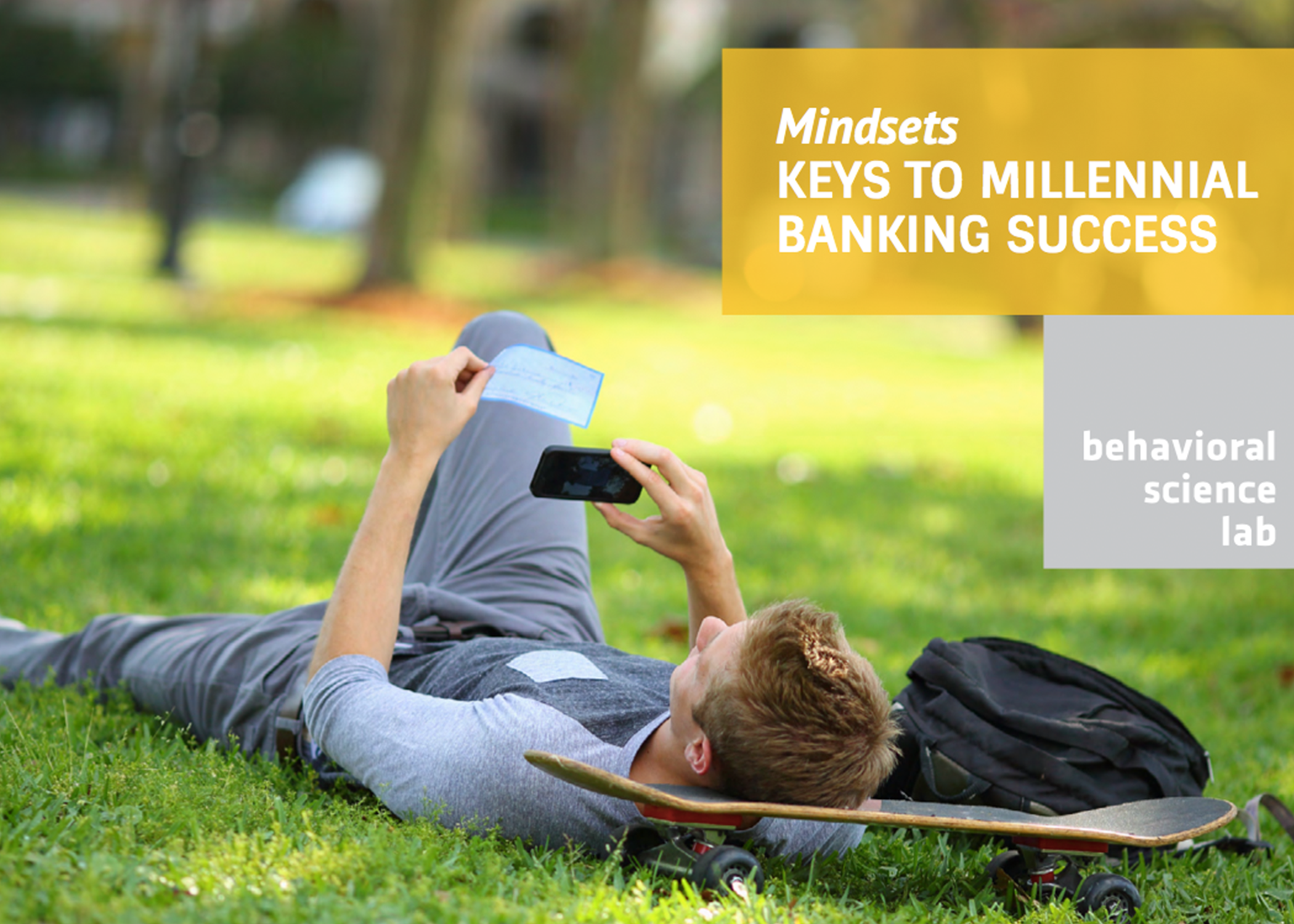 Mindsets — Keys to Millennial Banking Success -