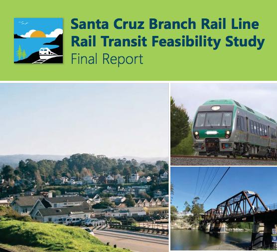 2015: Rail Feasibility Study