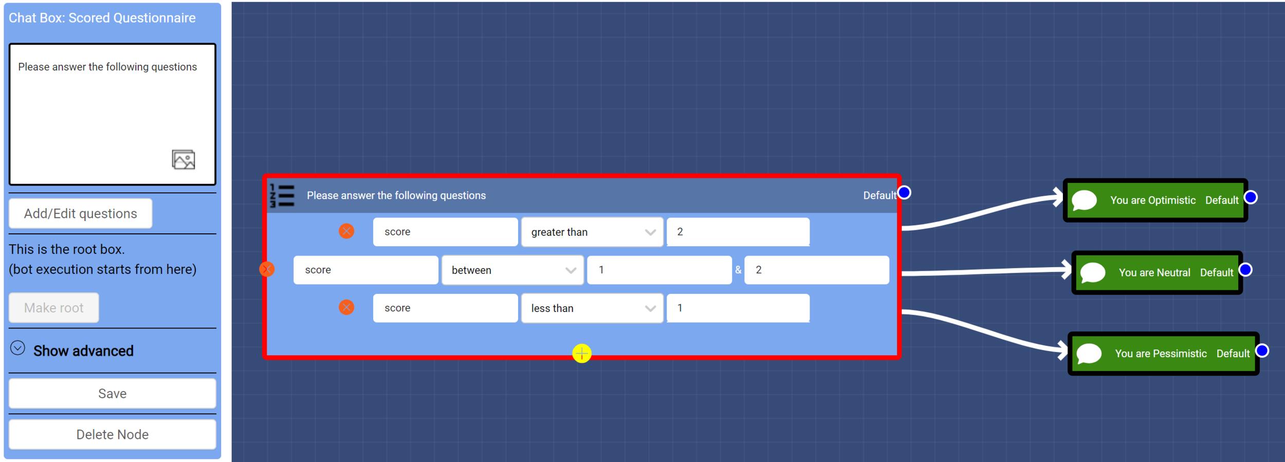 Create Flow Diagram Bot — Healthcare Marketing | Patient