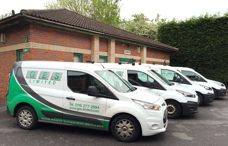 GES LTD - keeping your air and water systems SAFE!