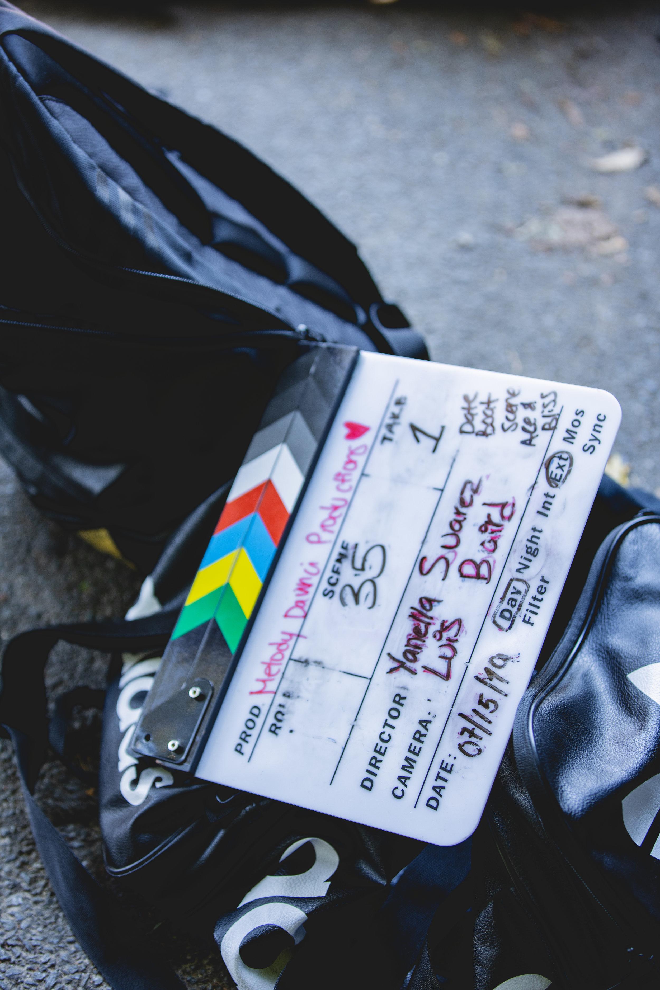 On Set Photography -