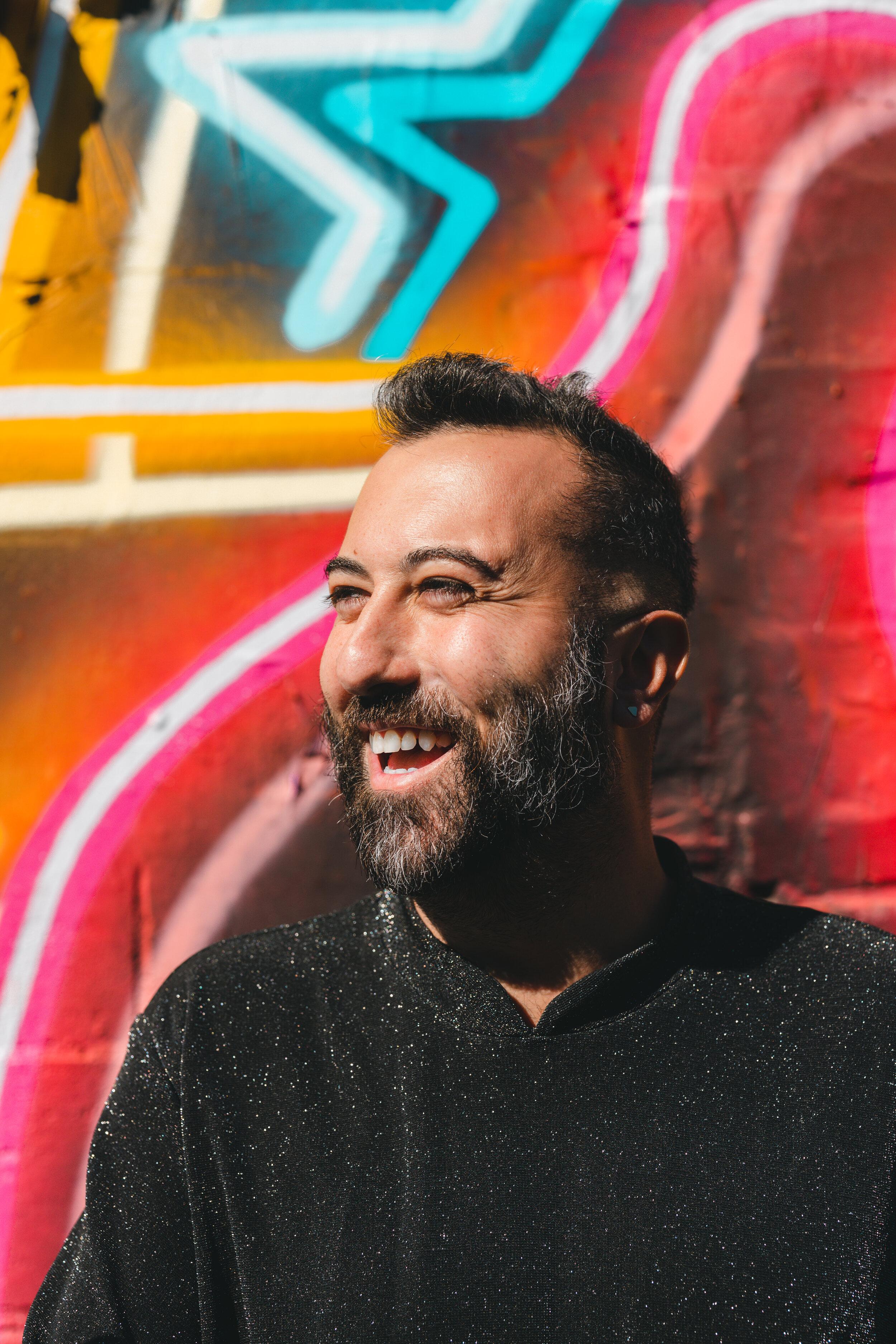 Barry Brandon - The Queer Indigo