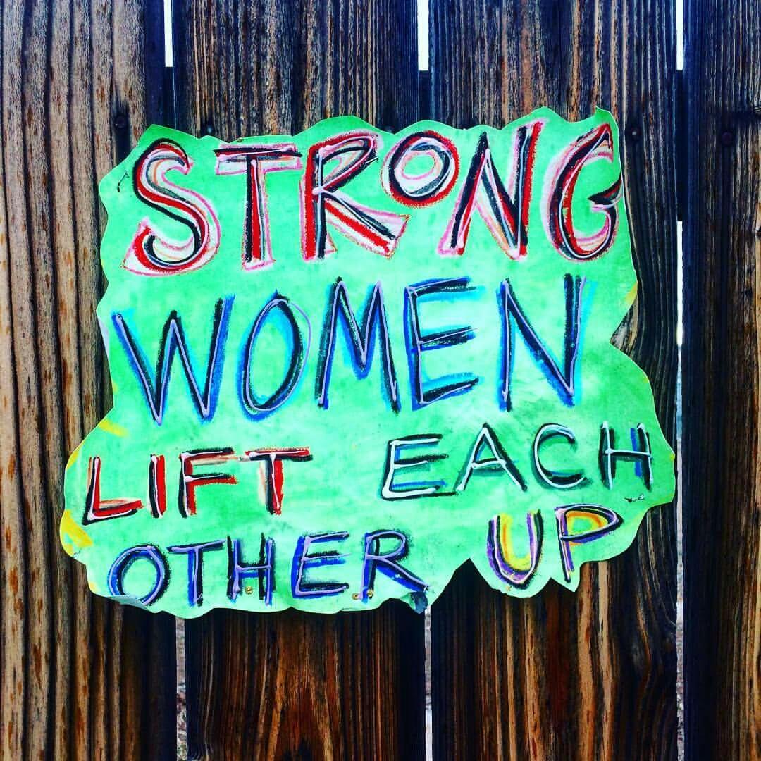 #girlboss #warriorwomen #goodmenwholoveus