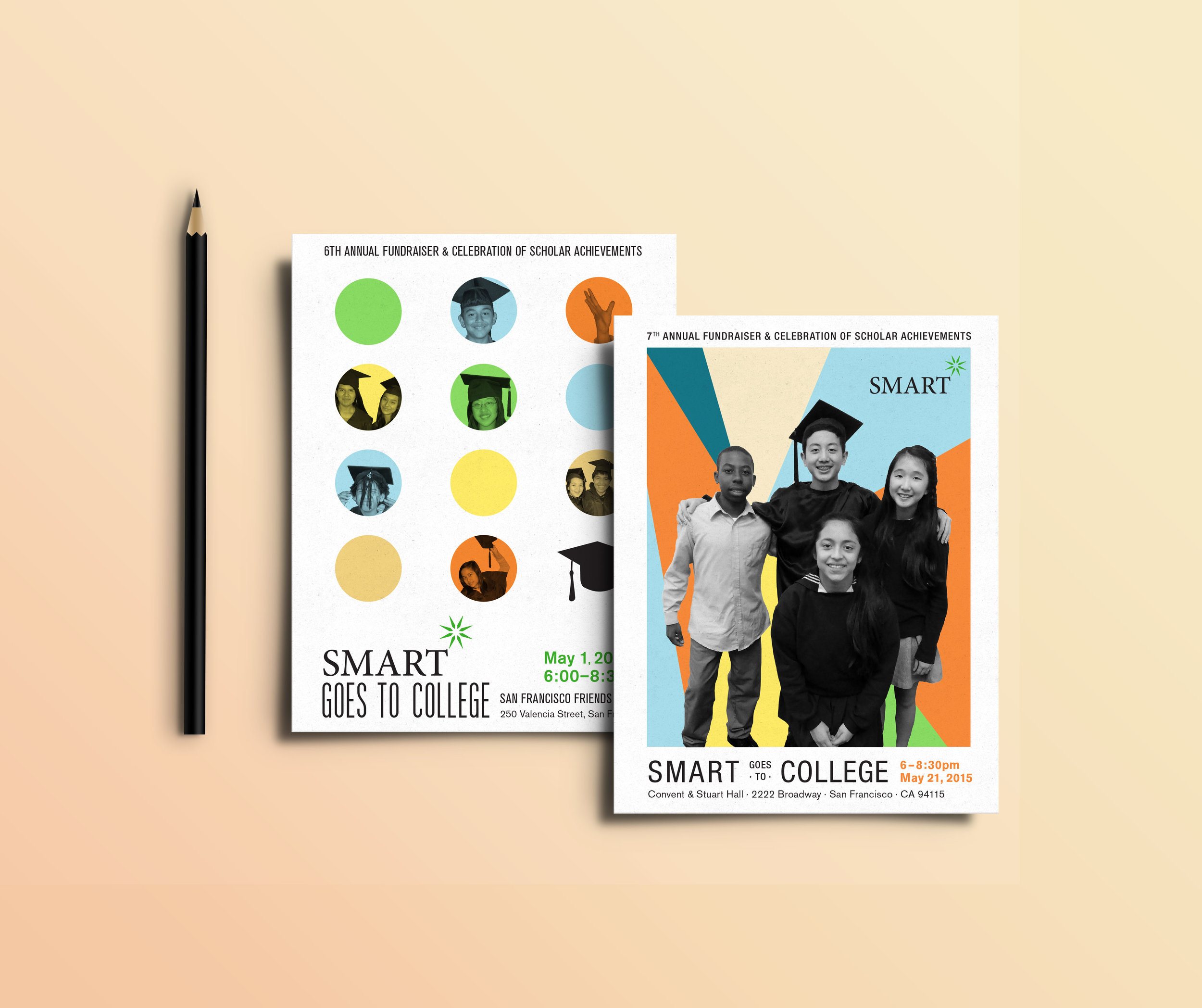 Smart Foundation Invitations