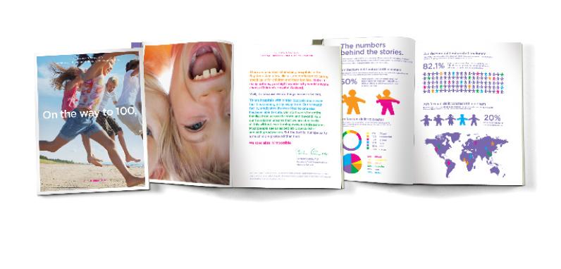 Children's Hospital 100% Campaign