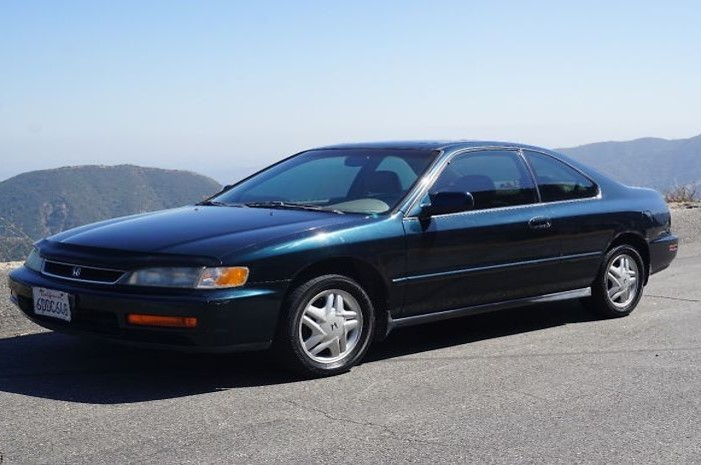 Would you purchase this 1996 Honda Accord for $150,000.00?