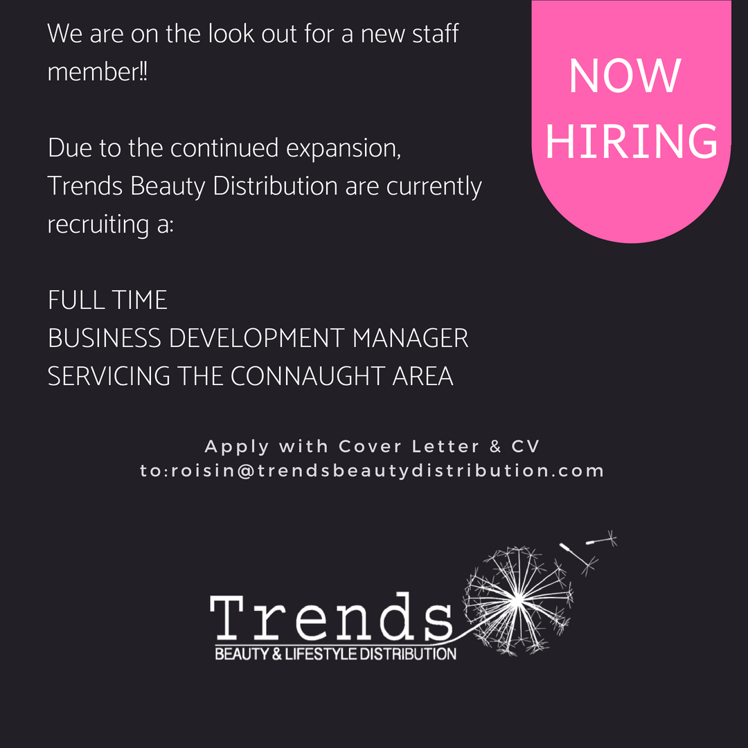 trends beauty distribution now hiring careers join our team