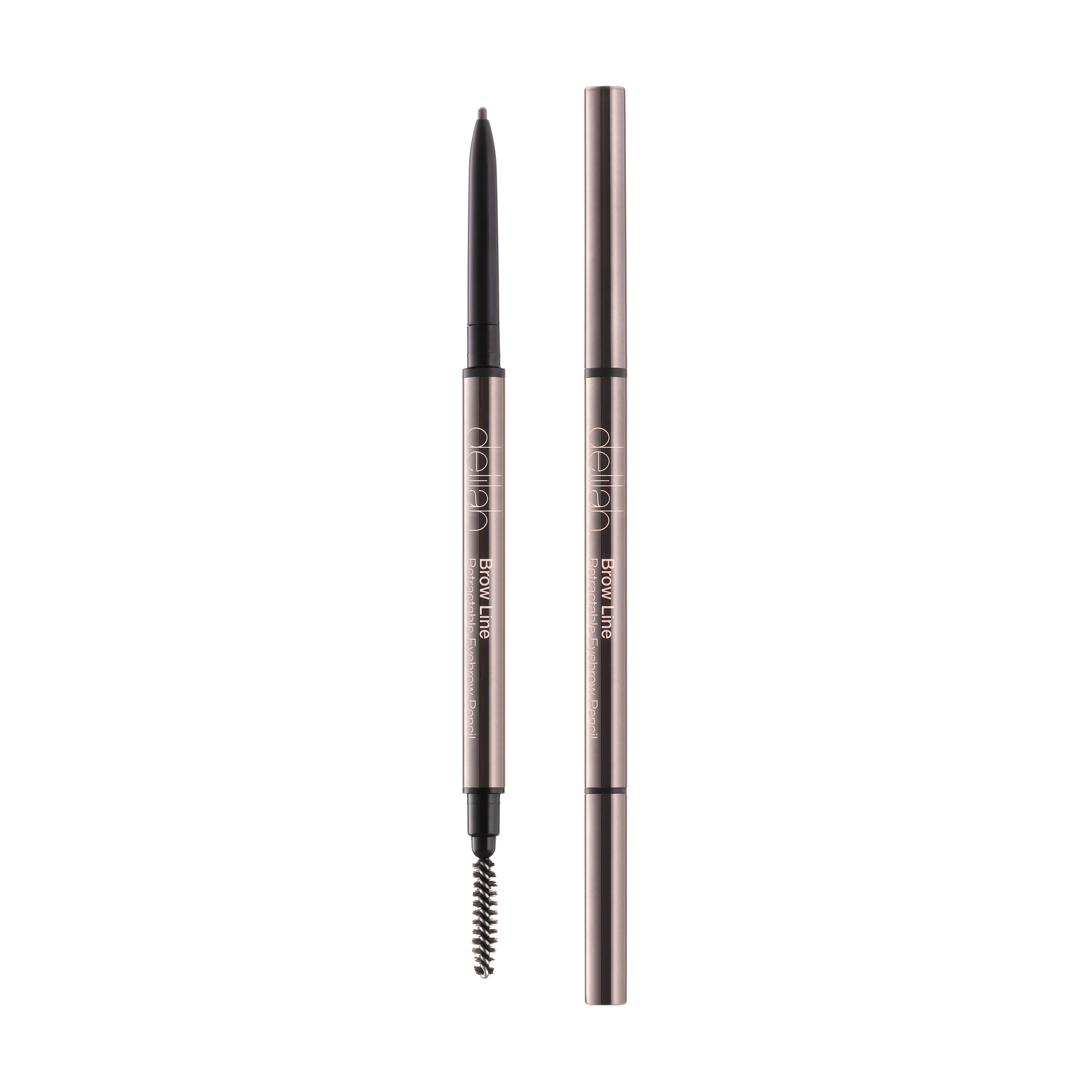 delilah brow line, trends beauty & lifestyle distribution