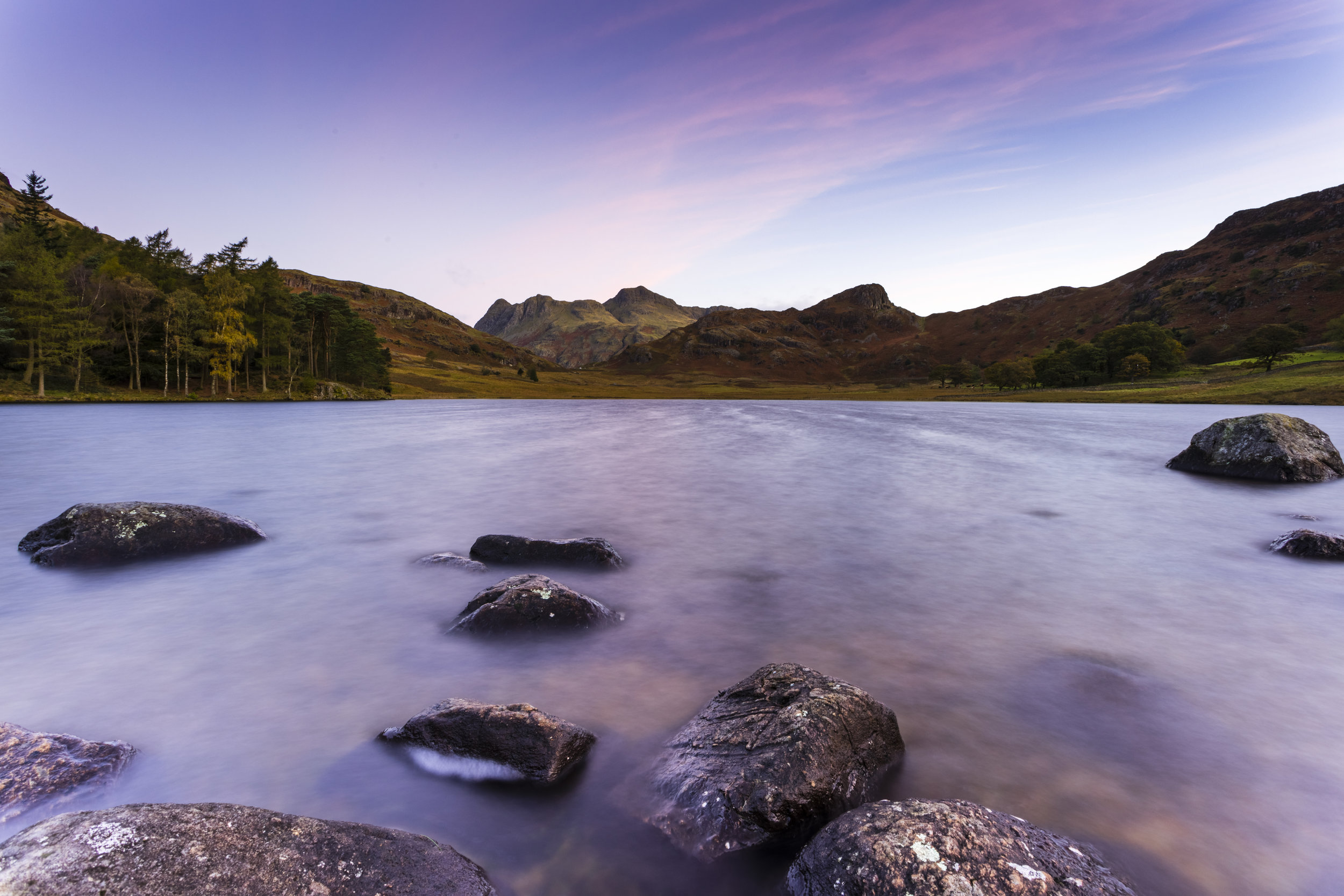 Blea Tarn, Lake District, UK