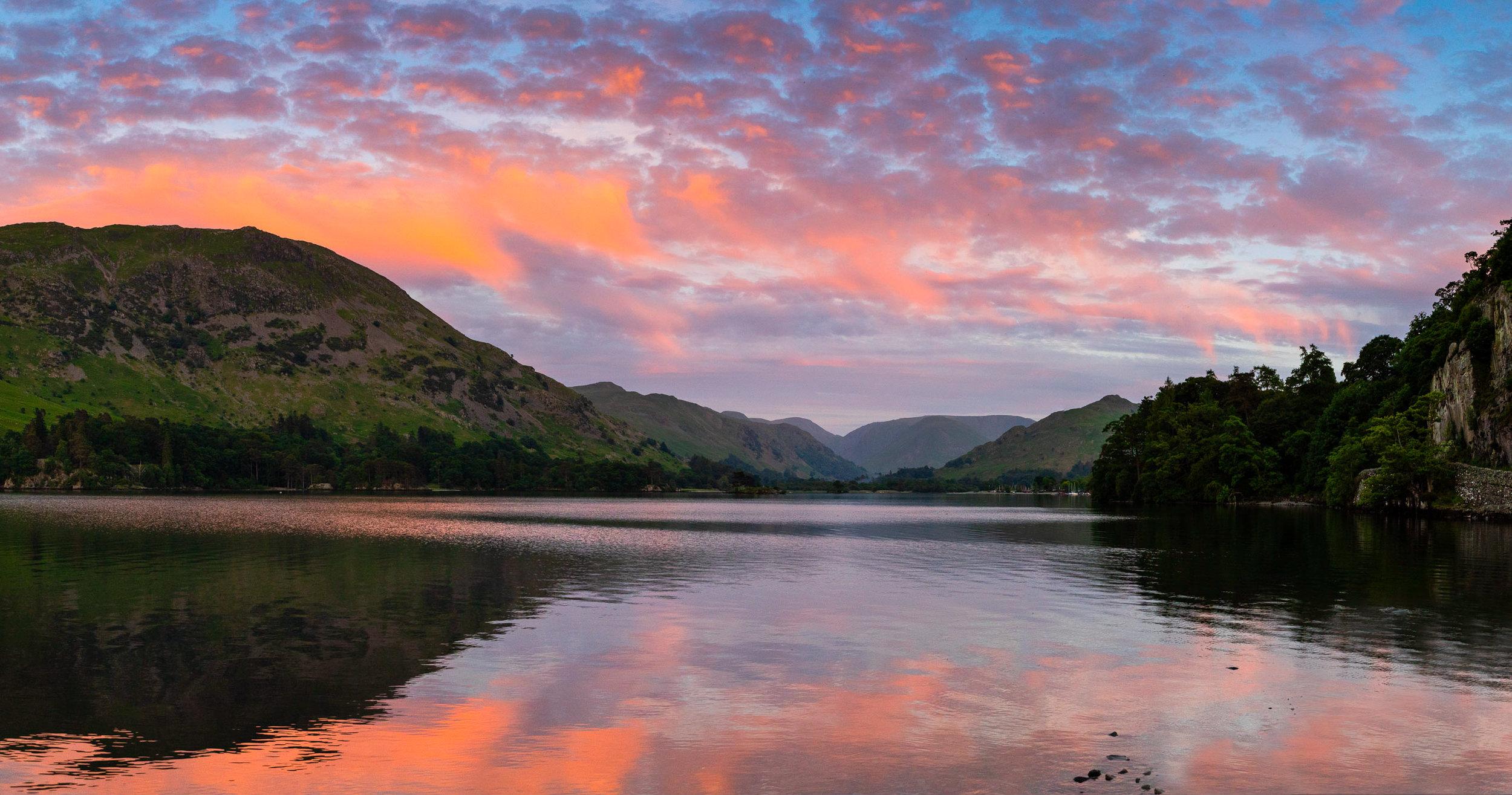 Ullswater Sunset
