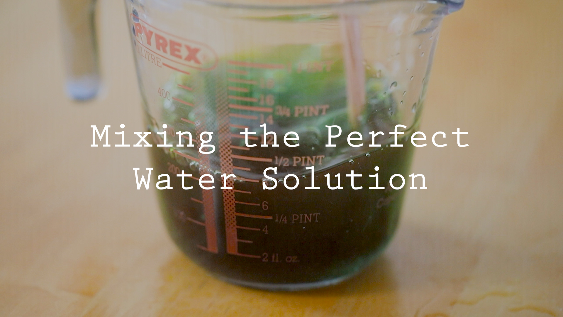 Mixing the Perfect Water Solution.jpg