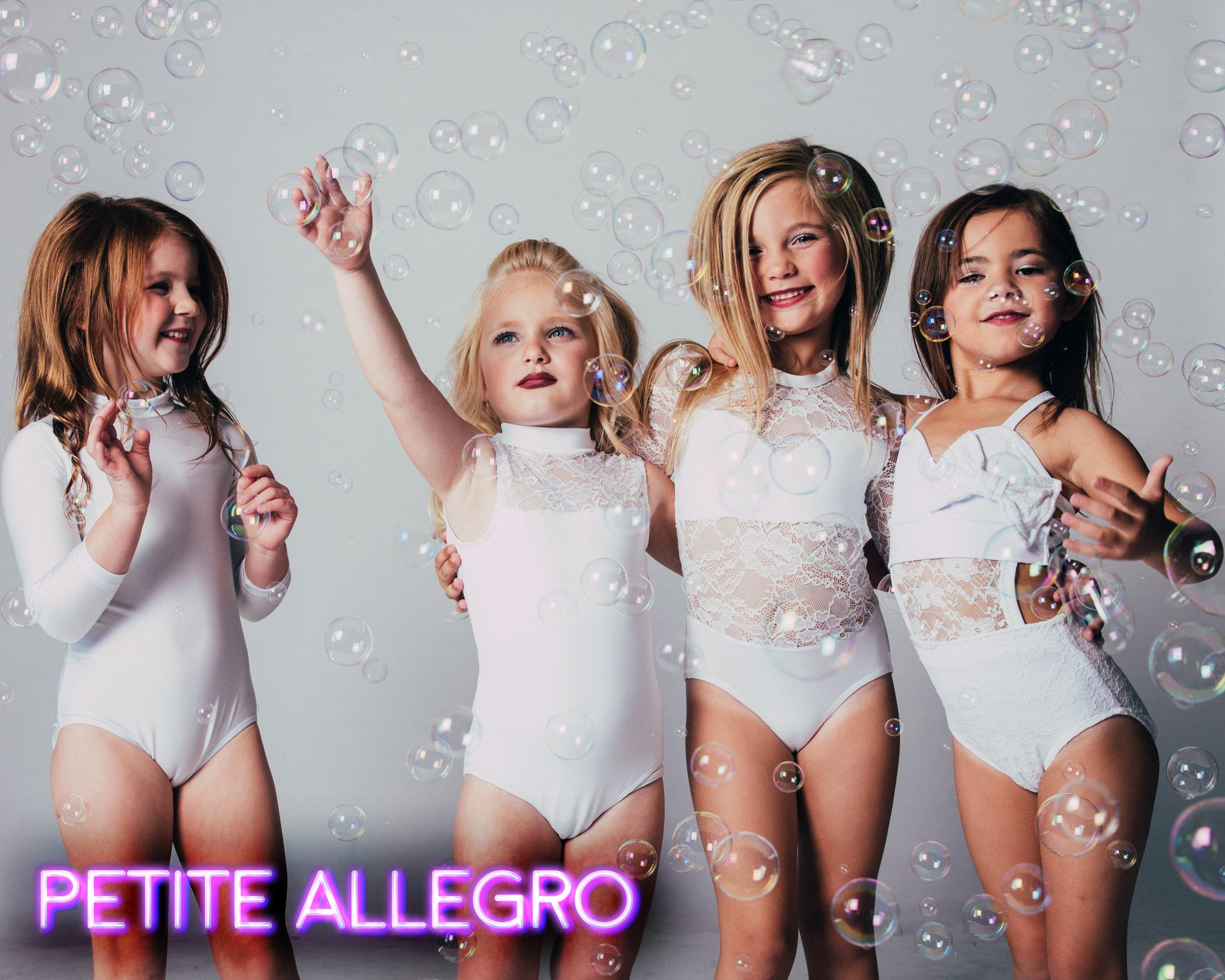 Underground Allegro Petite Allegro, Batavia Dance