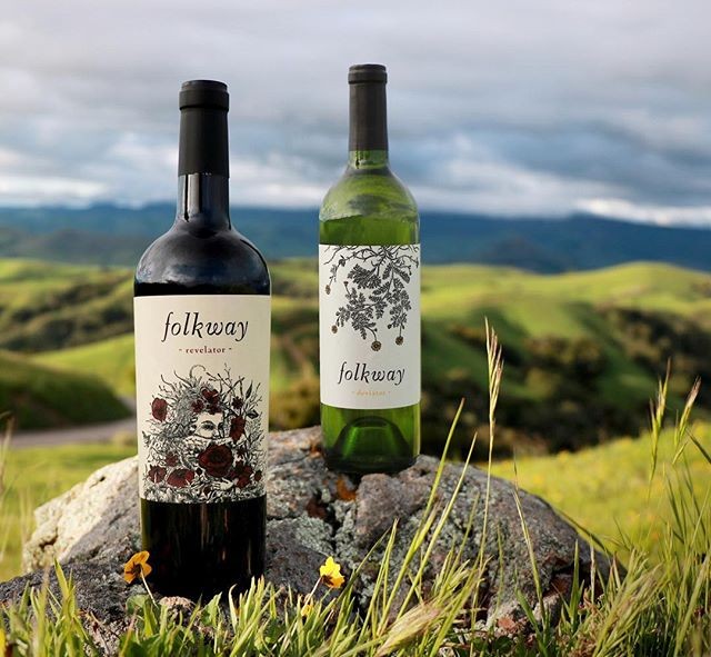 Our new vintages of Folkway's 2016 Revelator and 2017 Deviator have just been released!  Click the link in our bio to read more about the wines, and to learn how to redeem our exclusive New Release Offer!