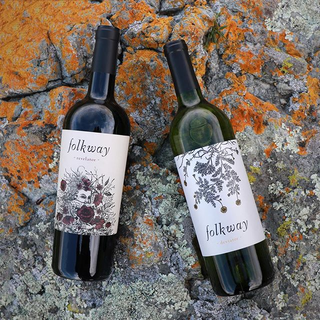 Hey folks! Stop by Central Coast Wines tonight from 6-9pm to taste some of Folkway's newest releases! #tasting #centralcoast